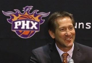 Hornacek Suns Basketball